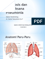 Diagnosis dan Tatalaksana Pneumonia PPT