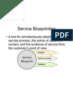 Service Blueprint Sample