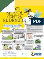 recomendaciones contra el dengue