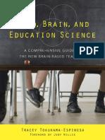 Mind, braind and education science