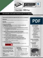 DJConsoleRmx Product Sheet 2008 04 Long NED