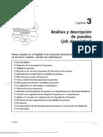 ANALISIS Y DISEÑO DE CARGOS, GESTION POR COMPETENCIAS CASOS. (1)