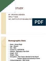 Priyanka Behra Case Study