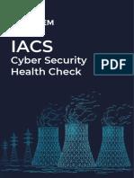 Tekgem IACS Cyber Security Assessment