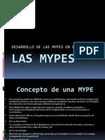 LAS MYPES
