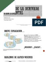 TEORÍA DE LA DERIVADA CONTINENTAL