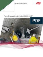 dsi-tunneling-omega-bolt-es-la