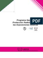 Programa nacional de Protección radiológica en las exposiciones médicas