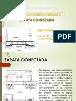 zapatas conectadas CA II.pptx