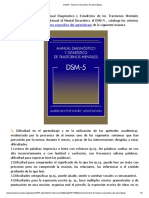 DSM-5_ Trastorno específico del aprendizaje