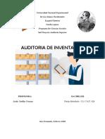 inventarios auditoria