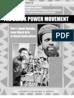 The Black Power Movement Baraka