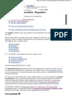 Requisitos BD