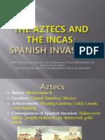 aztecs incas   the spanish invasionguidednotes