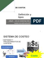 SESION 05 - IC - SISTEMA DE COSTEO V02