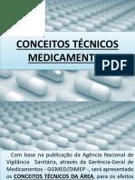 CONCEITOS TÉCNICOS MEDICAMENTOS atualizado