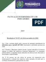 INDICADORES 2019