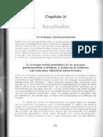 Tovar, J. La homeopatía y la biofísica Cap. IV