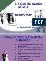 6.- EL DIVORCIO _ DIPLOMADO