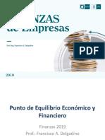 5 PEquilibrioPalanca finaciera  2019