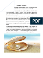 La historia de la perla