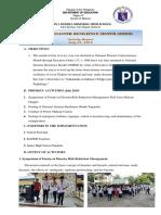 NDRM Report John J Russell Memorial HS