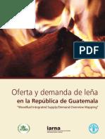 OFERTA Y DEMANDA DE LEÑA EN LA REPUBLICA DE GUATEMALA.pdf