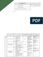 planificación geografia 5