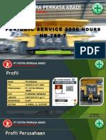PERIODIC SERVICE 2000_HD785-7