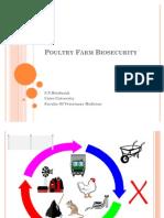 Poultry Farm Bio Security