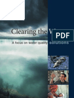 UNEP Clearing the Waters 2010