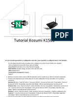 Kozumi K1500v2