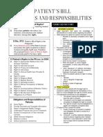 BIOETHICS BSN 1 | SECOND SEMESTER