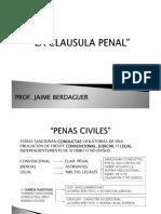 2019 - Clausula Penal ppt - Jaime B.pdf