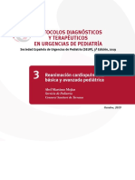 RCCP Pediátrico reanimación cardiorespiratoria febrero