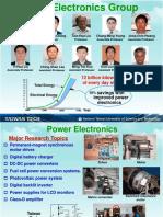 Power Electronics Group Dari Japan