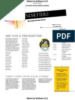 7th Grade Newsletter 01