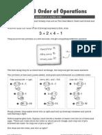 The Math Primer