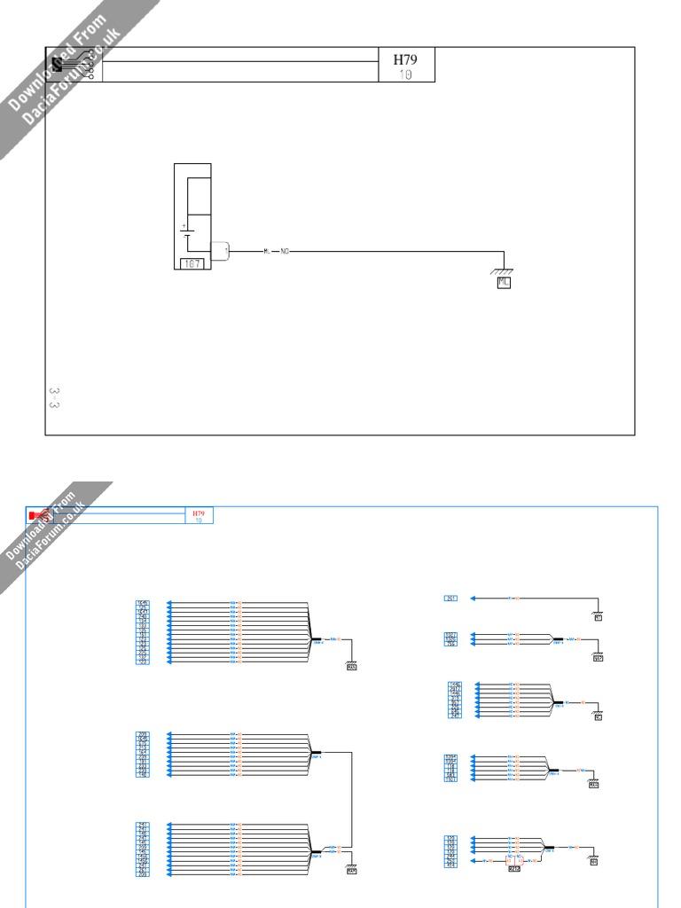 Diagram  Renault Duster Wiring Diagram Mantenimiento Full