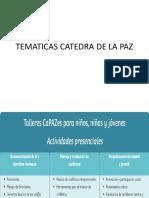 TEMATICAS CATEDRA DE LA PAZ.pdf