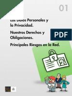 los datos personales y la privacidad