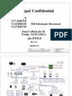 Compal LA-F951P DH5VF DH7VF DH53F DH73F REV 1A (1.0) - Acer Nitro AN515-52