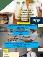 fase  6  modulo  sobre  elaboracion de productos utilizando subproductos lacteos