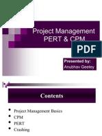 Pert Cpm (Unit 6) Copy