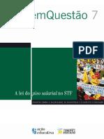 XIMENES Ong Ação 2011 LEI DO PISO_revista em questão