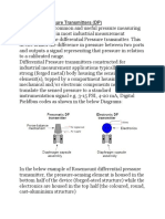 Differential-Pressure-Transmitters