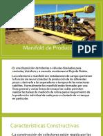 manifold de produccion