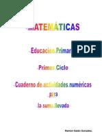 Microsoft Word - Actividades numéricas para la suma llevada