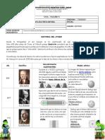 Guía 1 Historia y evolución del atomo