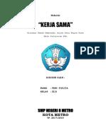 MAKALAH KERJA SAMA 1.docx